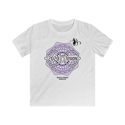 Aum DC Recital Kids Softstyle Tee