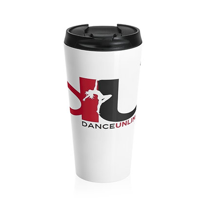 Dance Unlimited KY Stainless Steel Travel Mug