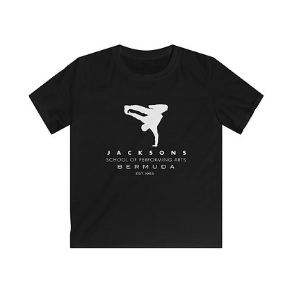 JSPA Kids Softstyle Tee