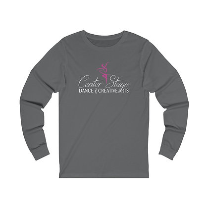 CSDCA Adult Unisex Jersey Long Sleeve Tee
