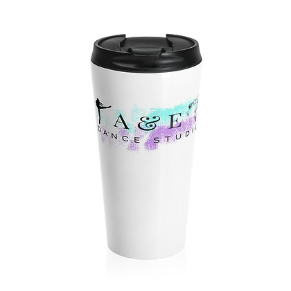 A&E Stainless Steel Travel Mug