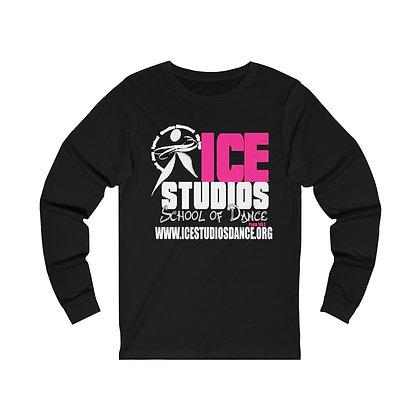 ICE Adult Unisex Jersey Long Sleeve Tee