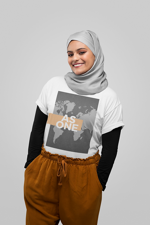 As One Adult Tee