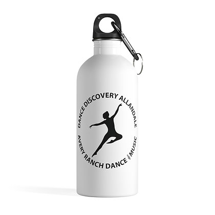 Dance Discovery Stainless Steel Water Bottle