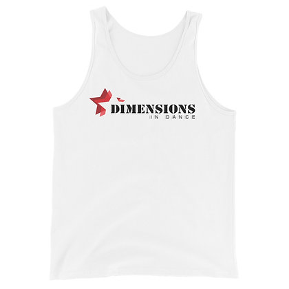 DID Adult Unisex Tank Top