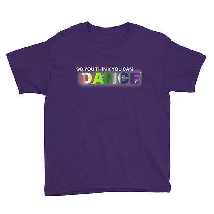 DBD Recital Youth Short Sleeve T-Shirt