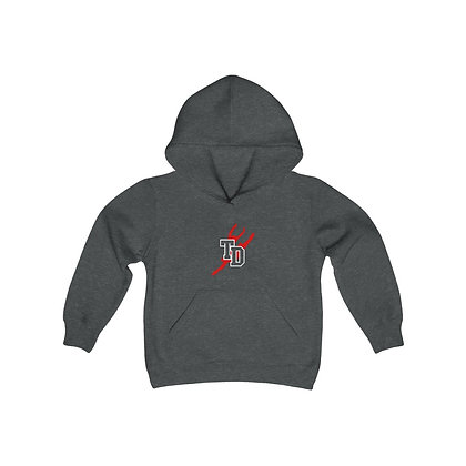 TD Studio Youth Heavy Blend Hooded Sweatshirt