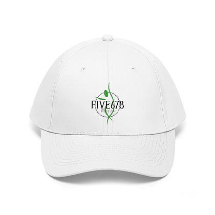 Five678 Unisex Twill Hat