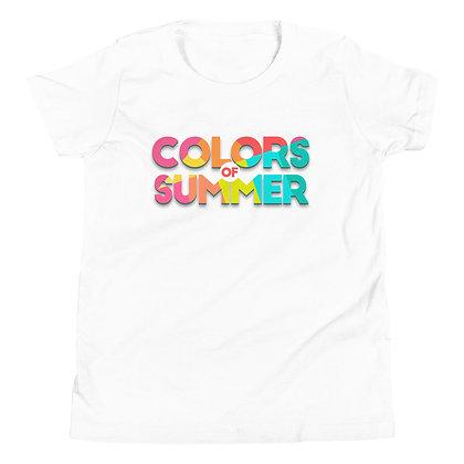 DAZZLE RECITAL Youth Short Sleeve T-Shirt