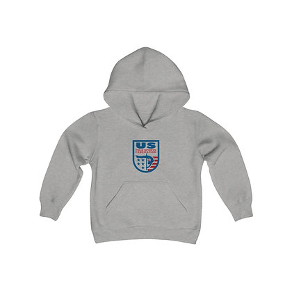 USPSF Youth Heavy Blend Hooded Sweatshirt