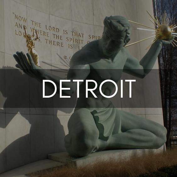 Detroit, MI 2020