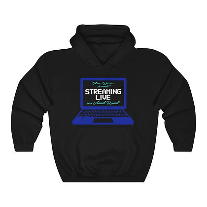 TD Recital Adult Unisex Heavy Blend™ Hooded Sweatshirt