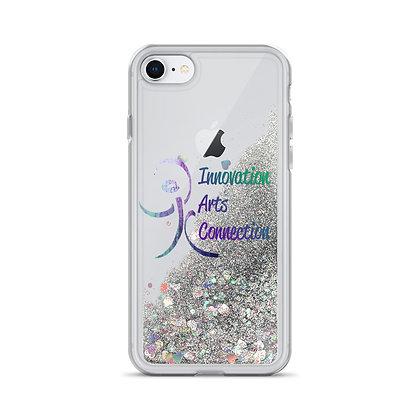 IAC Liquid Glitter Phone Case