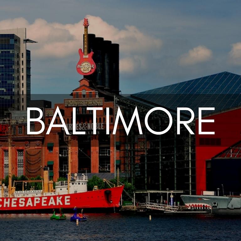 Baltimore, MD 2020 - Postponed