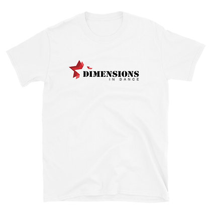 DID Adult Short-Sleeve Unisex T-Shirt