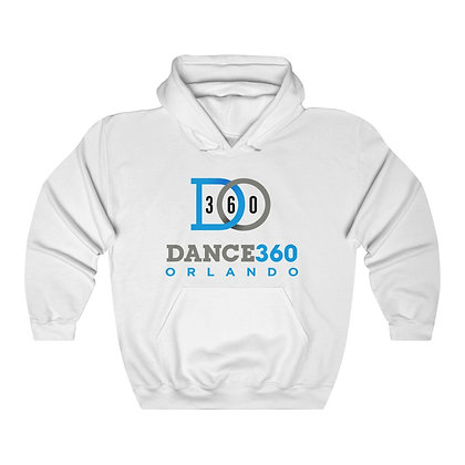 Dance360 Adult Unisex Heavy Blend™ Hooded Sweatshirt