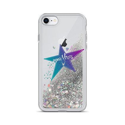 DanceXpressLiquid Glitter Phone Case