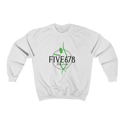Five678 Adult Unisex Heavy Blend™ Crewneck Sweatshirt