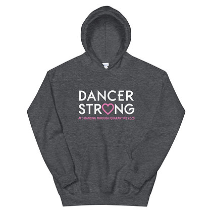 Dancer Strong Adult Unisex Hoodie
