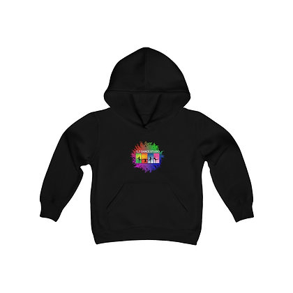 ILT Youth Heavy Blend Hooded Sweatshirt