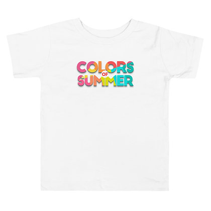 DAZZLE RECITAL Toddler Short Sleeve Tee