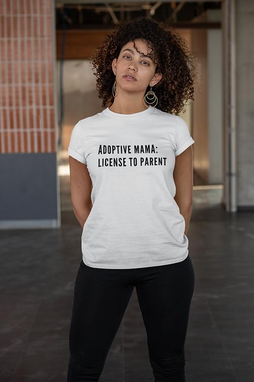 Adoptive Mama Tee