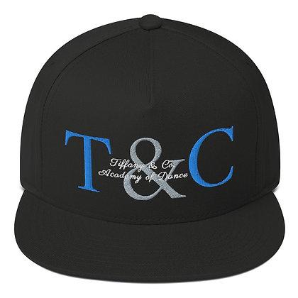 TCAD Flat Bill Cap