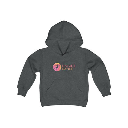 District Youth Heavy Blend Hooded Sweatshirt