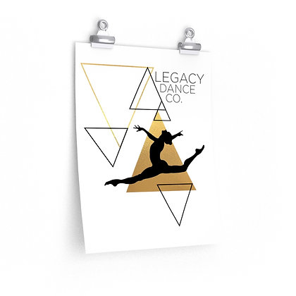Legacy Dance Co Poster