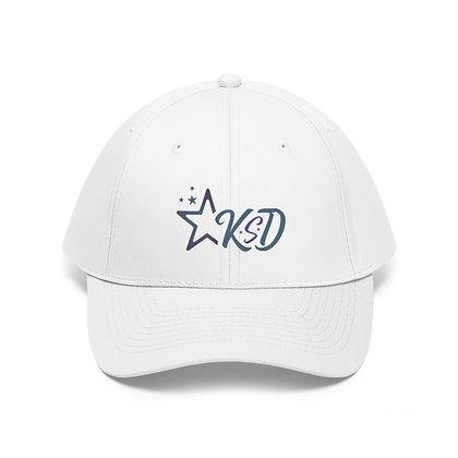 KSD Unisex Twill Hat