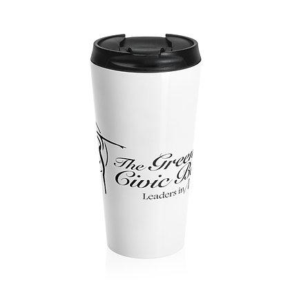 GCB Stainless Steel Travel Mug