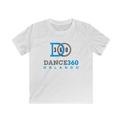 Dance360 Kids Softstyle Tee