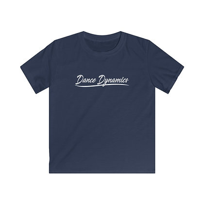 Dance Dynamics IN Kids Softstyle Tee