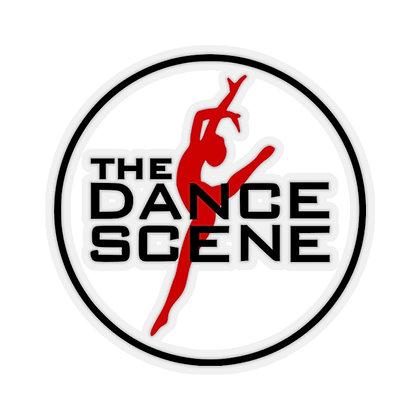 The Dance Scene Kiss-Cut Stickers