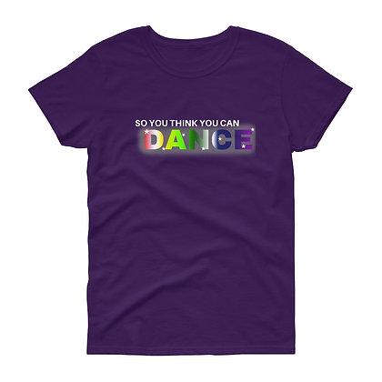 DBD Adult Women's short sleeve t-shirt