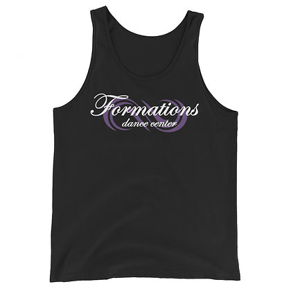 Formations Adult Unisex Tank Top