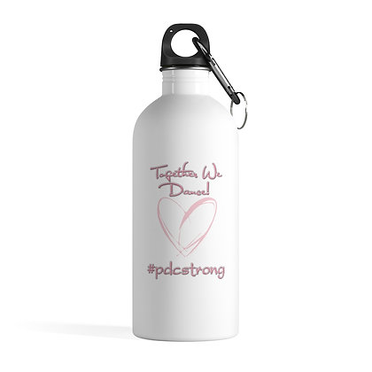 #pdcstrong Stainless Steel Water Bottle