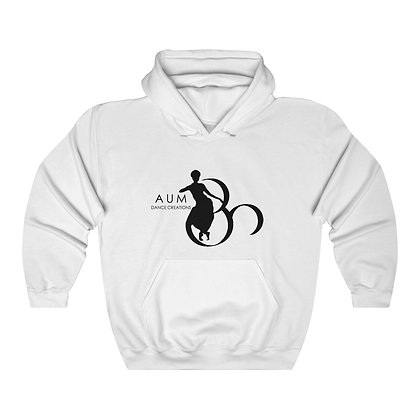 Aum DC Adult Unisex Heavy Blend™ Hooded Sweatshirt