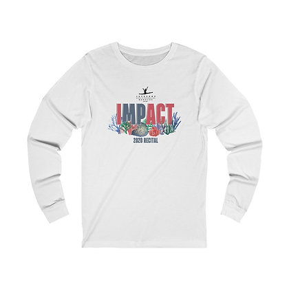 JSPA Recital Adult Unisex Jersey Long Sleeve Tee