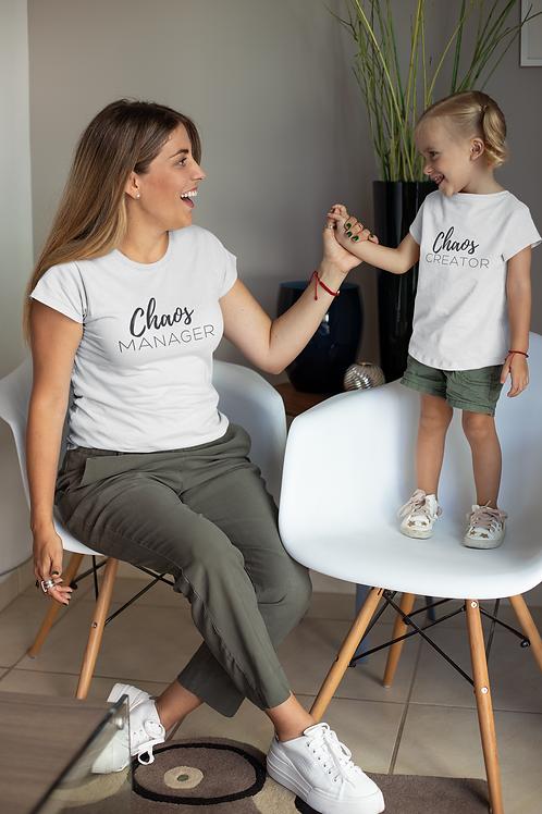 Chaos Creator Toddler Tee