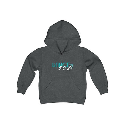 Dance502 Youth Heavy Blend Hooded Sweatshirt