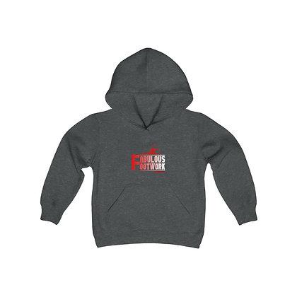 FF Youth Heavy Blend Hooded Sweatshirt