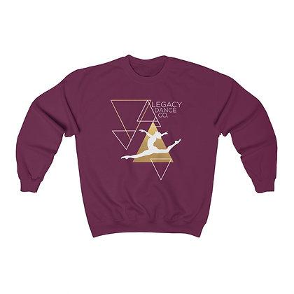 Legacy Adult Unisex Heavy Blend™ Crewneck Sweatshirt