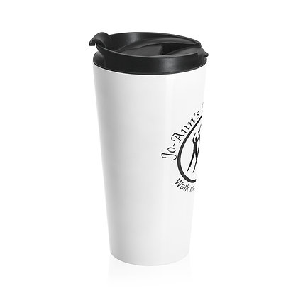 Jo-Ann's Stainless Steel Travel Mug