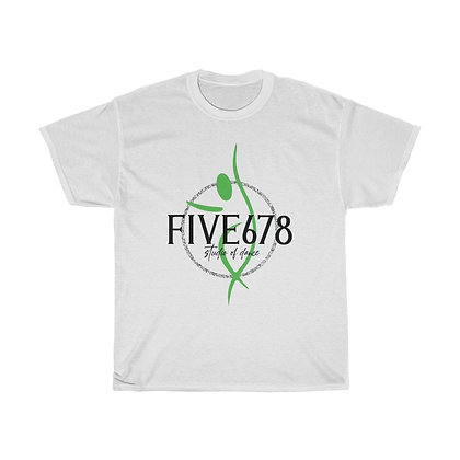Five678 Adult Unisex Heavy Cotton Tee