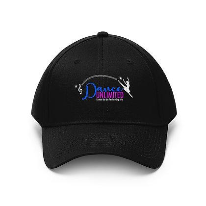 Dance Unlimited Unisex Twill Hat