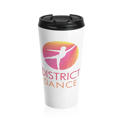 District Stainless Steel Travel Mug