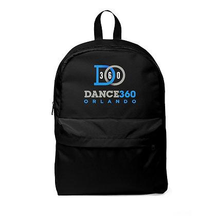 Dance360 Unisex Classic Backpack