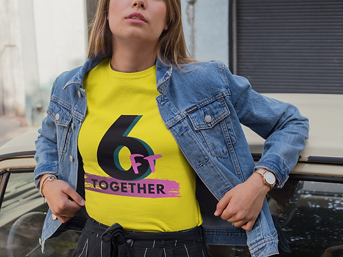 6ft Together Adult Tee