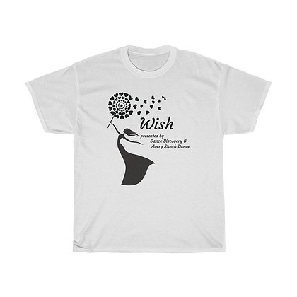 Dance Discovery Adult Unisex Heavy Cotton Tee